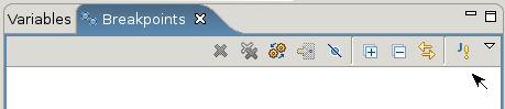 Eclipse Java Exception Brakepoint