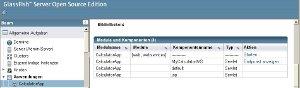 Java EE Webservice Glassfish
