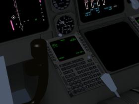 747-400 FMC-CDU